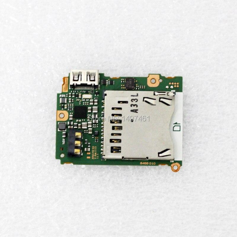 Pièces de réparation de carte mère/carte mère pour Canon Powershot SX270 SX275 SX280 PC1887 PC1886 PC1888 HS-in Accessoires pour caméscope from Electronique    1