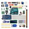 UNO R3 Starter Kit For Arduino Ultimate Kit Breadboard And Holder Step Motor Servo 1602 LCD