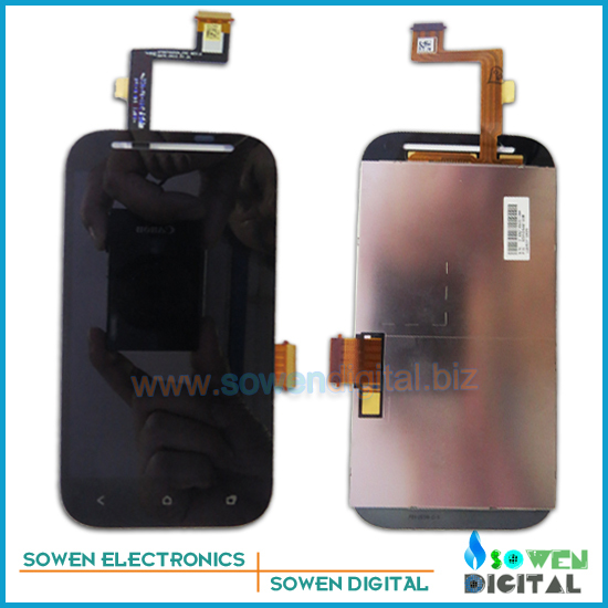 for HTC Desire SV T326e LCD display screen with touch screen digitizer assembly full set