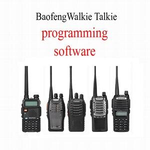Image 1 - Baofeng Walkie Talkie Programmierung Software Zwei Weg Radio Software Ein Modell Ein Software Für UV 5R BF 888S UV 8D UV 82 BF A5 ETC