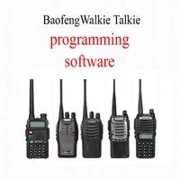 baofeng uv Baofeng Talkie Walkie תכנות תוכנה Two Way רדיו תוכנה אחת מודל אחד תוכנה עבור UV-5R BF-888S UV-8D UV-82 BF-A5 ETC (1)