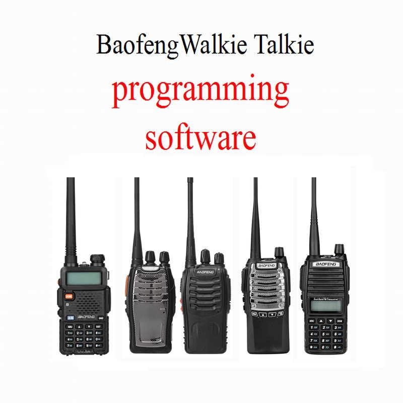 Baofeng Walkie Talkie Programming Software Two Way Radio