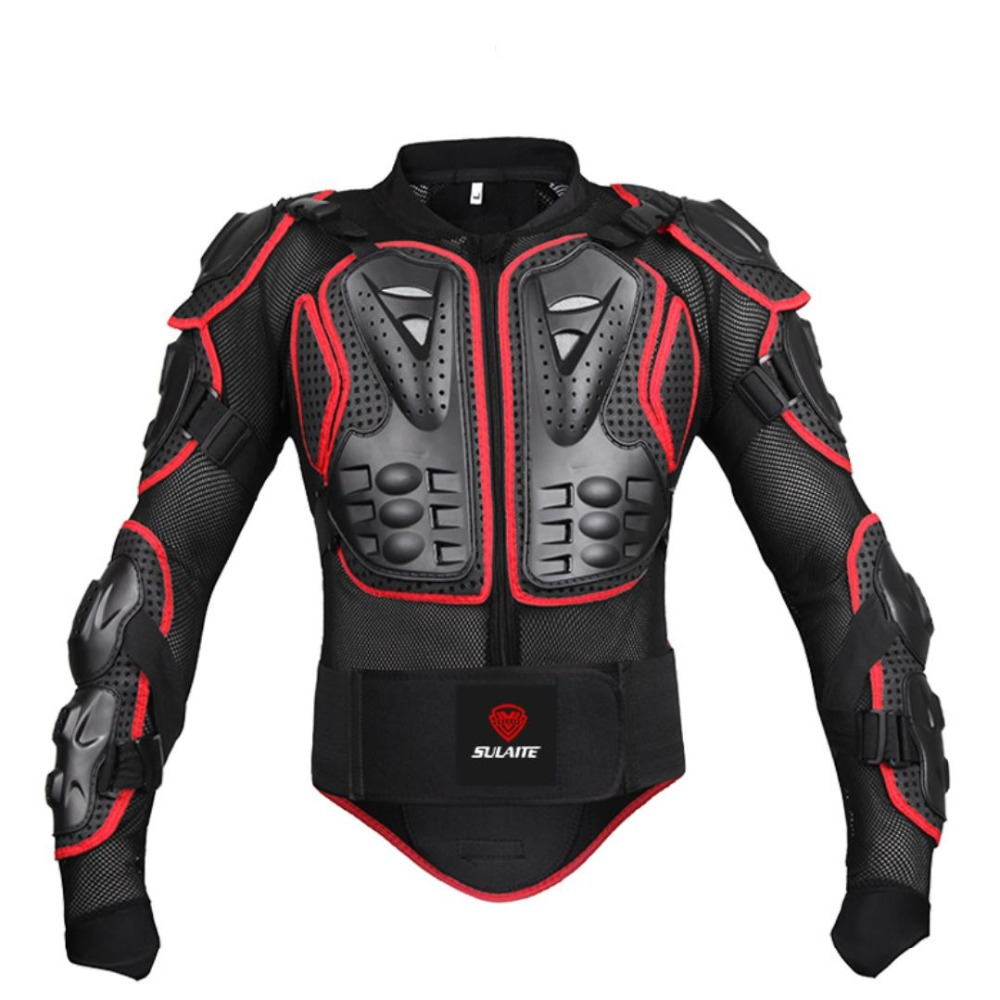 SULAITE Professional Full Body Jackets Protective Gear For Motorcycle off road Outdoor safety Equipement for Motocross