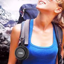 DSstyles C6 Outdoor Wireless Bluetooth 4.1 Stereo Portable Speaker Built-in Mic Shock Resistance IPX4 Waterproof Louderspeaker цена