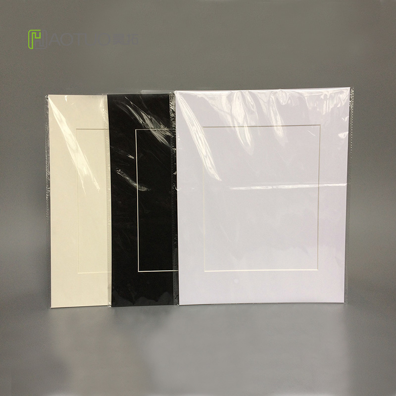Aliexpress.com : Buy Black White Cream Acid Free Cardboard 11x14 ...