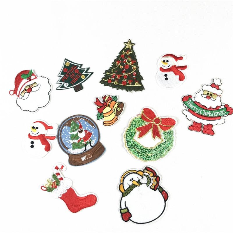 Christmas Tree Patch: Aliexpress.com : Buy 1pc Snowman Christmas Tree