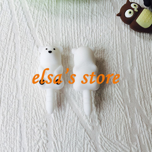 Image 4 - 30pcs kawaii gadget mixed anime earphone dust plug to phone 3.5mm jack plug for headphones for iphone sumsang free shipping