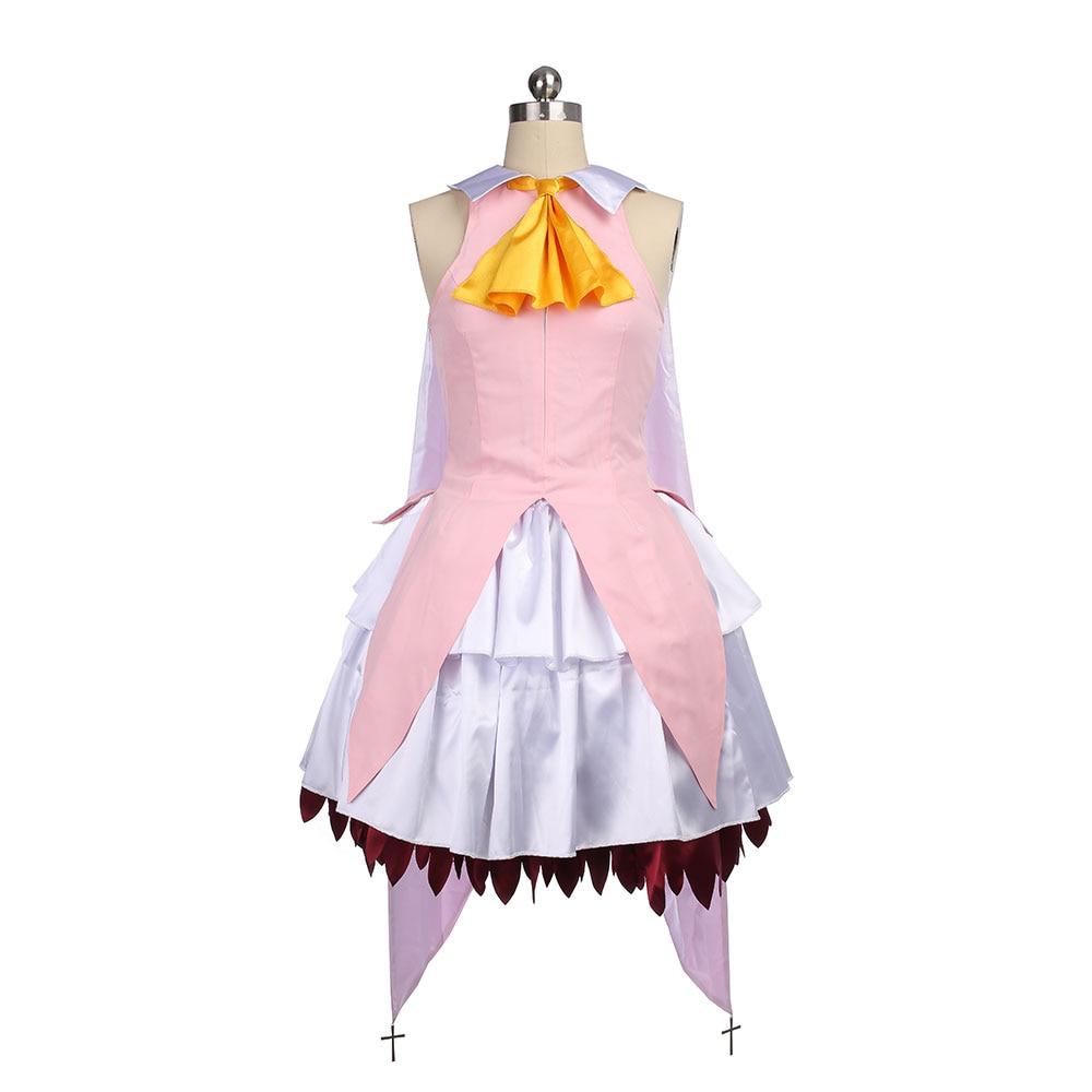 Anime Fate Illyasviel von Einzbern Cosplay Kaleid Liner Magical Girl Kawaii Mahou Shojo Pink Costume Japanese Anime Cosplay fate kaleid liner prisma illya magical ruby illyasviel von einzbern figure