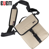 BUBM bag for iPad 10' Laptop Notebook Bag storage Cable Organizer blue army green rose khaki