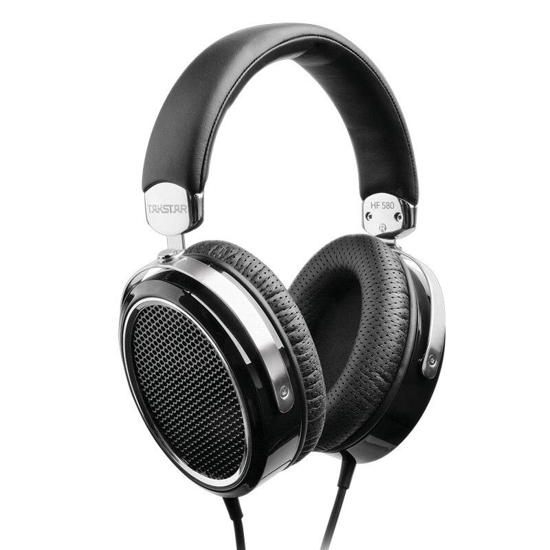 Takstar HF 580 system Hi Fi obsługi Planar słuchawki bardzo duża obsługi planar membrany niskie zniekształcenia potężny LF pełna fundusz powierniczy przezroczyste HF nagrywania w Słuchawki/zestawy słuchawkowe od Elektronika użytkowa na  Grupa 1