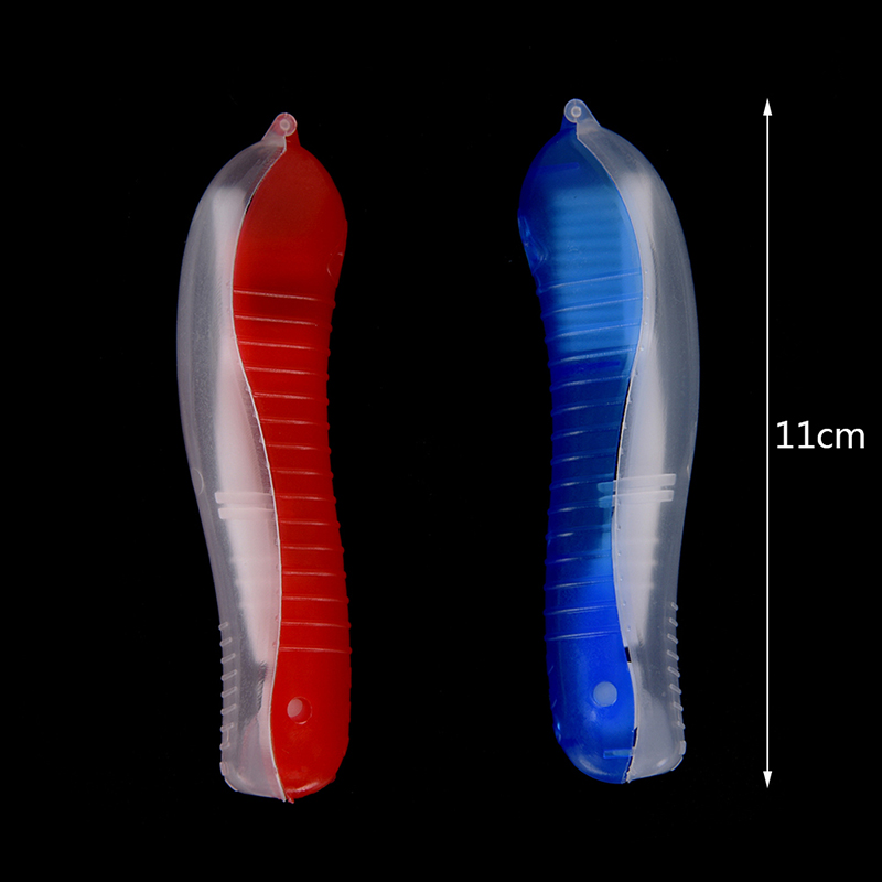 Foldable Hotel Disposable Toothbrush Travel Camping Hiking Outdoor Folding Tooth brush Teeth Cleaning Oral Hygiene Dental Care image