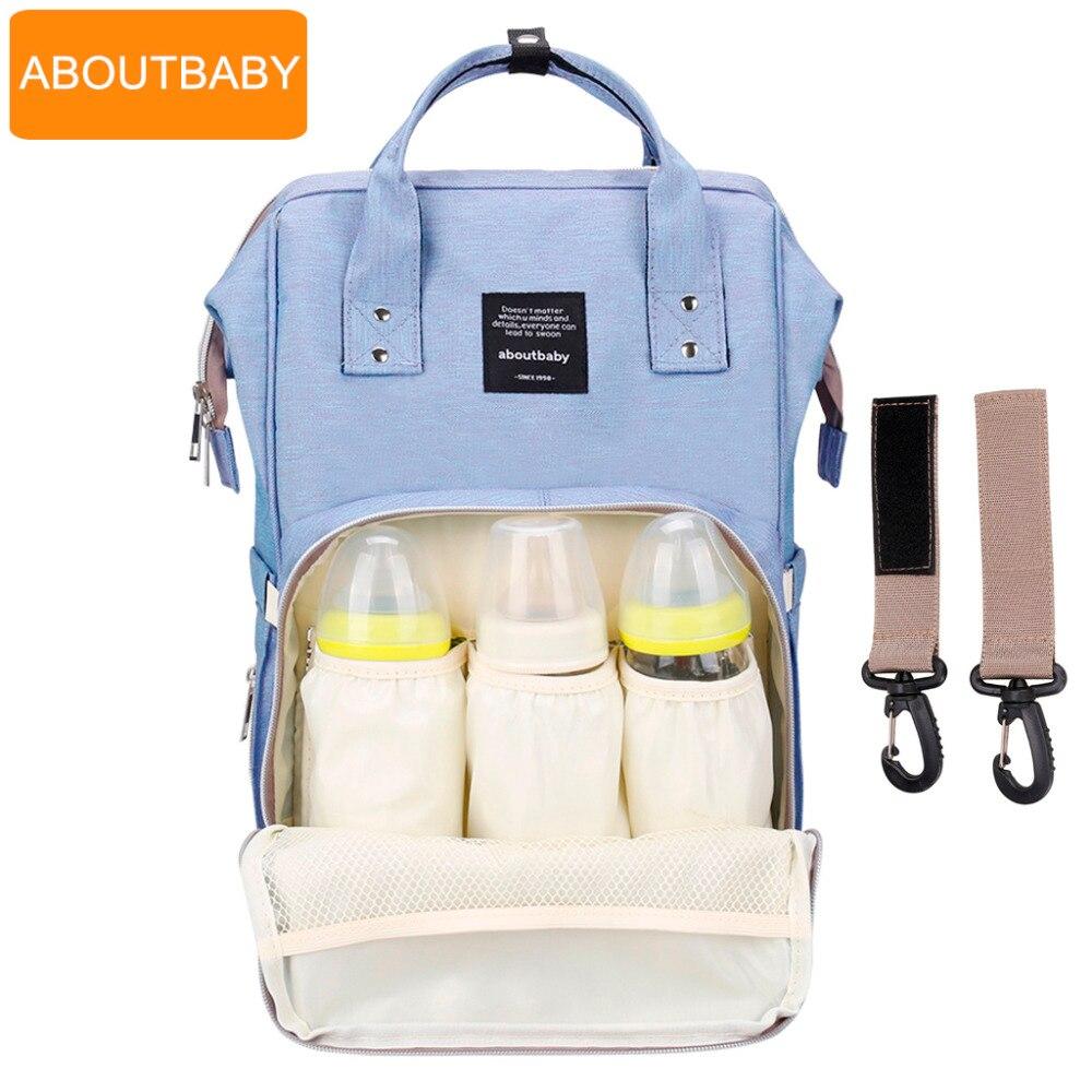61cae5b91 Pañalera para bebés morral bolsa de pañales de diseñador para mamitas bolso  de pañales de maternidad para mamás para cochecito bolsa organizadora set de  ...
