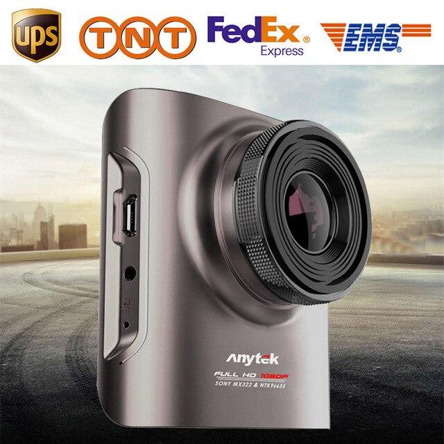 В-dash Cam камеры автомобиля Anytek A3 автомобильный видеорегистратор новатэк 96655 с SONY IMX322 Full HD 1080 P ночного видения WDR g-сенсор Dashcam