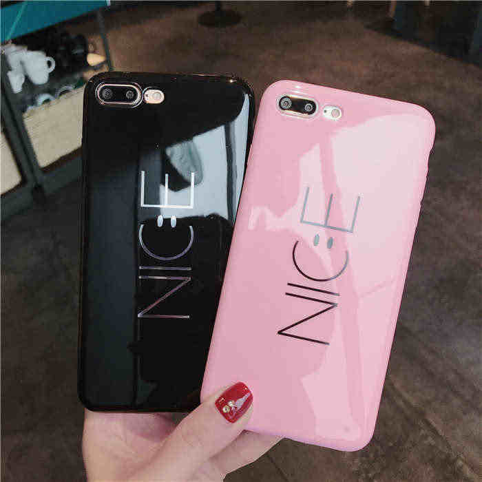 86aa5c433f ... fashion Love Couples Silicone Case For iphone XS Max XR 6 6s Plus Crown Heart  Painted