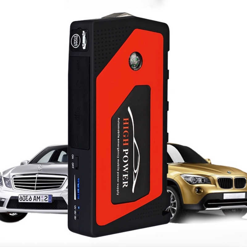 1pcs Multifunction Jump Starter 69800mAh 12V 4USB 600A Portable Car Battery Booster Charger Booster Power Bank Starting Device1pcs Multifunction Jump Starter 69800mAh 12V 4USB 600A Portable Car Battery Booster Charger Booster Power Bank Starting Device