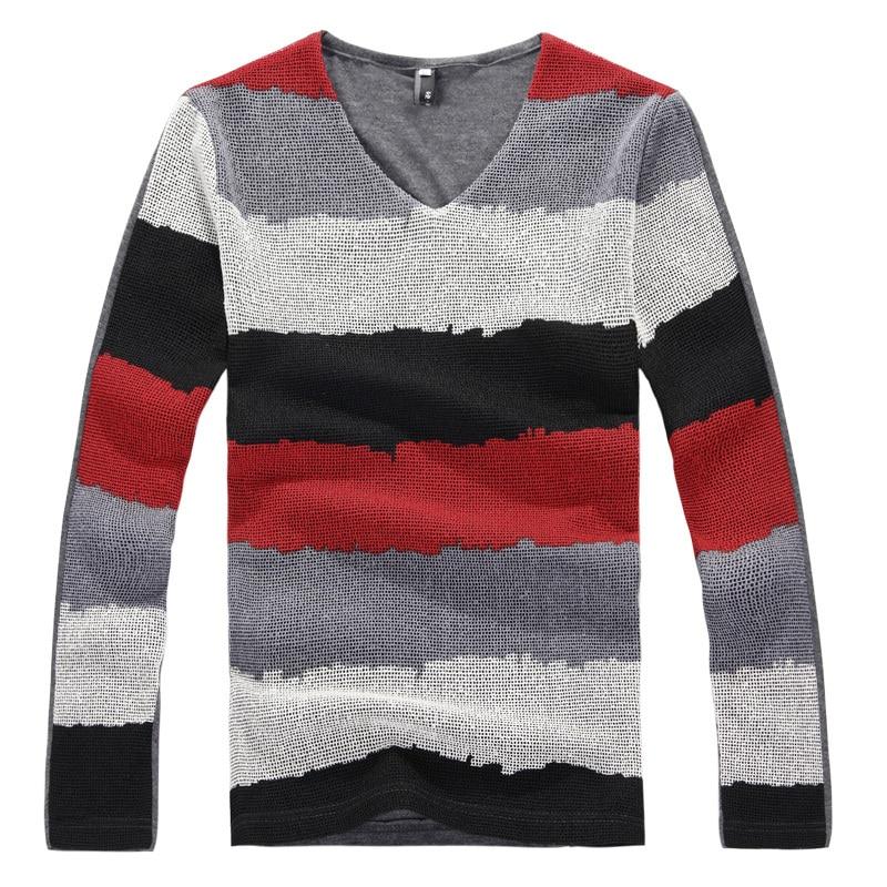 Online Get Cheap Striped Mens T Shirt -Aliexpress.com | Alibaba Group
