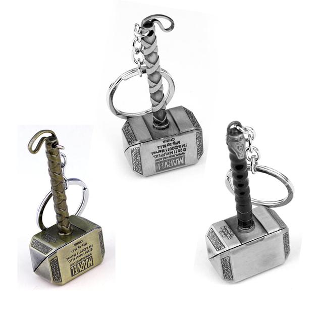 Free Marvel Avengers Keychain