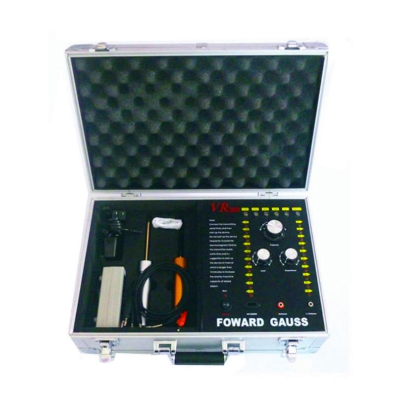 FORWARD GAUSS VR3000 Detecting Range100-1000m Detecting Depth 30-50m Gold / Diamond / Detector Good Partner for Treasure Hunter forward forward gold ss15 russia cotton ss shirt