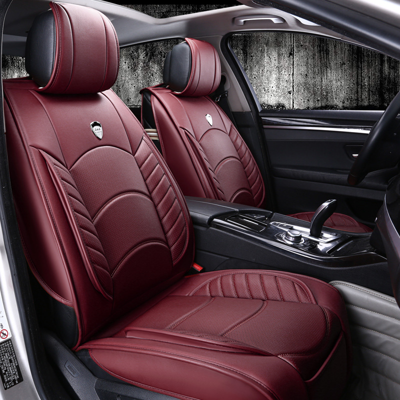 Universal Leather Car Seat Covers For Car Seats In Leather Car