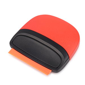 Image 5 - FOSHIO 車ツールかみそりスクレーパー炭素繊維ビニールステッカーリムーバーラップスキージスクレーパー自動車ラッピング箔アクセサリー