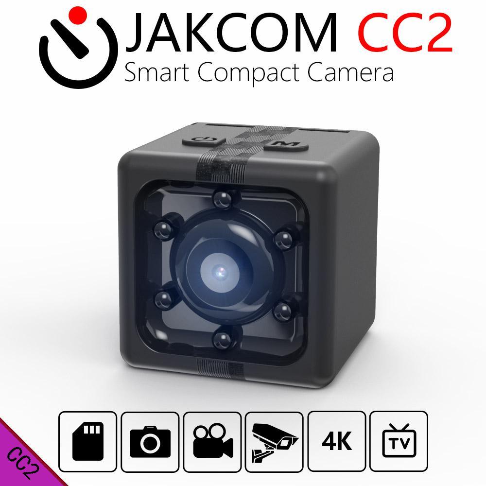 JAKCOM CC2 Smart Compact Camera Hot sale in Mini Camcorders as camera espion wifi camra camera sunglasses