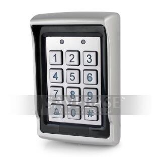 HOMSECUR New RFID Door Access Control Easy To Use+ Brand NEWHOMSECUR New RFID Door Access Control Easy To Use+ Brand NEW