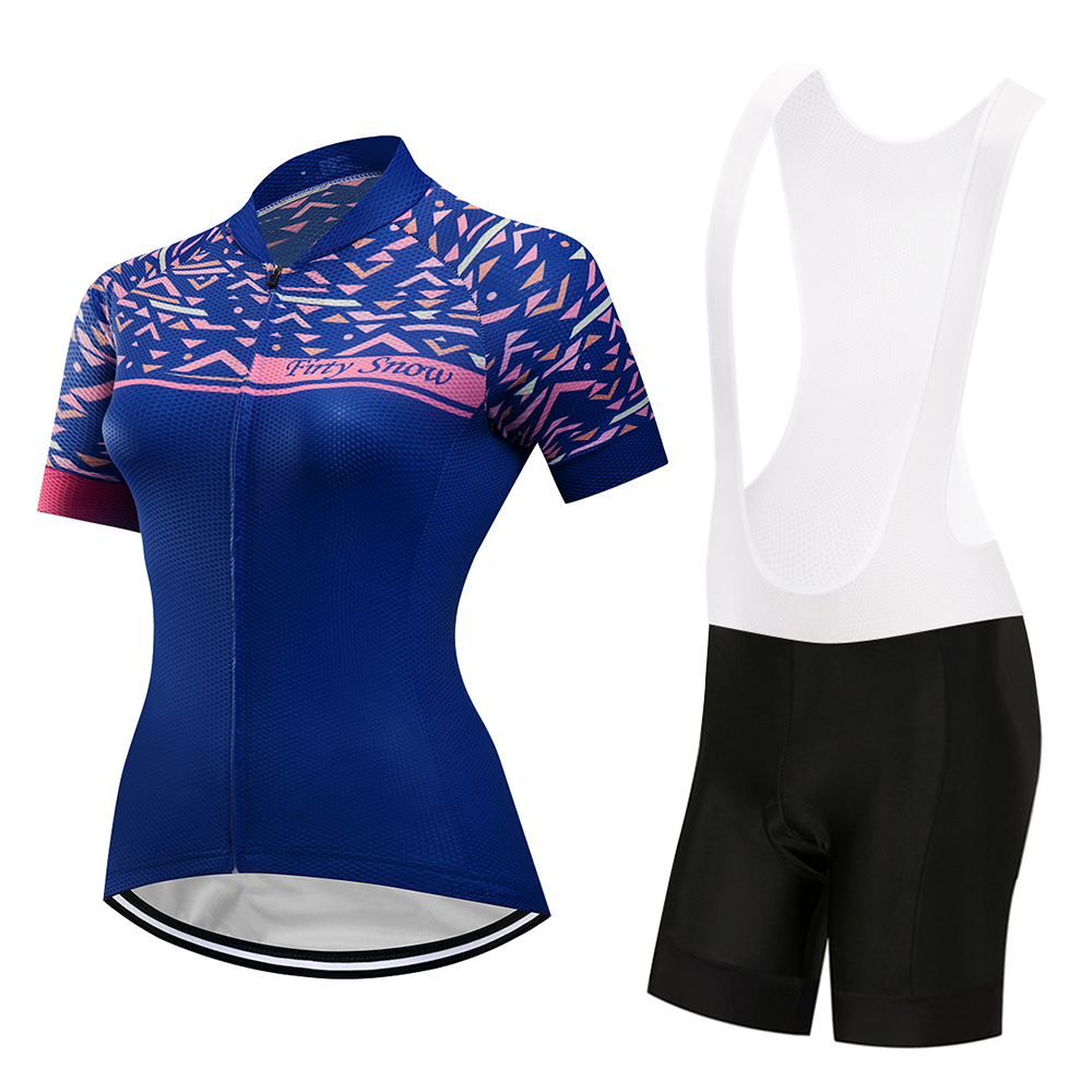 Firty snow Women summer Breathable Cycling jerseys Quick-Dry Ropa Ciclismo Bike Jerseys Cycling Clothing Bicycle Sportswear
