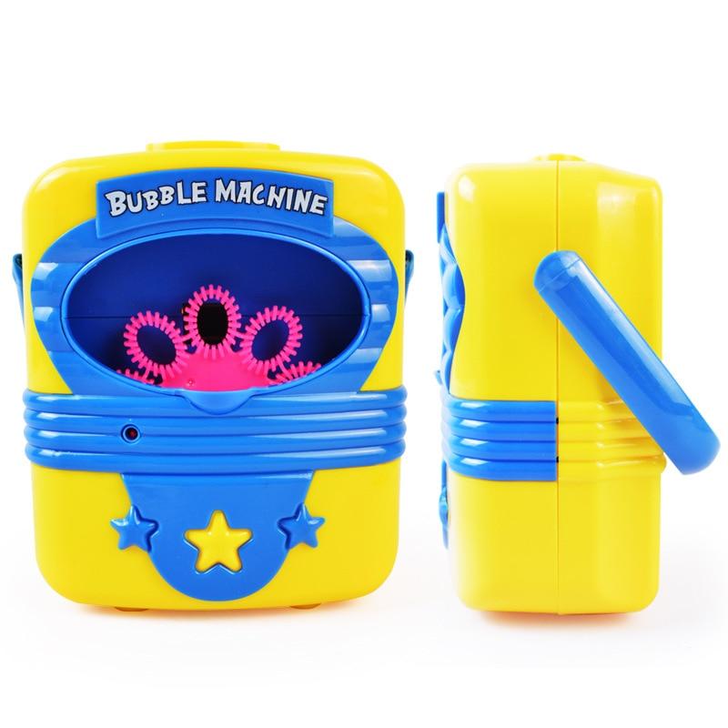 Automatic Bubble Machine Bubble For Kids Electric Toy
