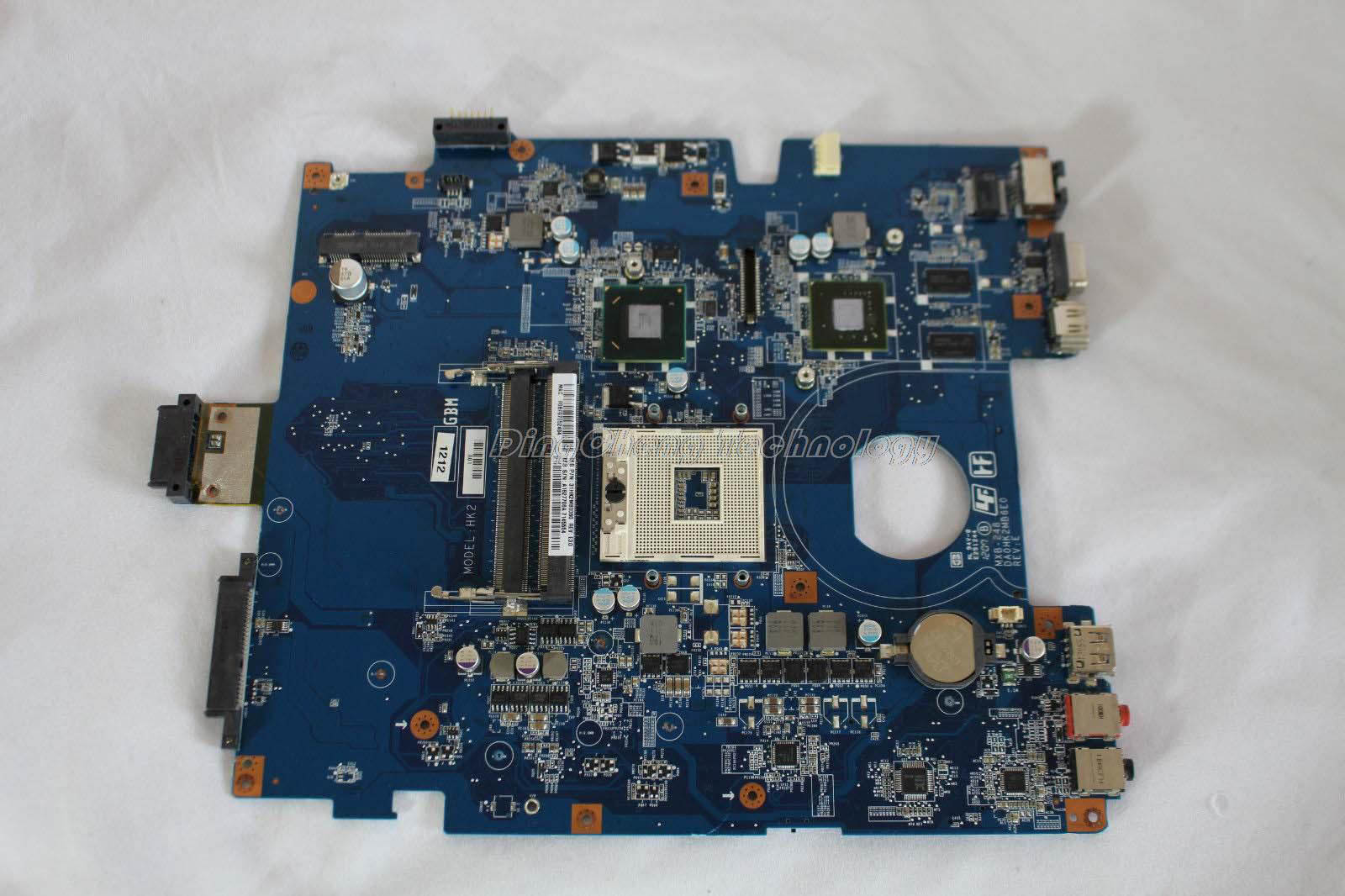 SHELI MBX 248 laptop Motherboard For Sony MBX-248 A1827704A DA0HK2MB6E0 with N12M-GS2-S-A1 non-integrated graphics card