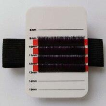 Pro ресницы расширение стойки держатель ресницы доска накладные ресницы пластины с лентой