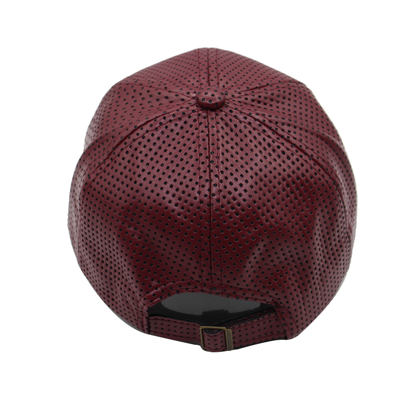 4b39910c6a5 Baseball Cap Women Leather Casquette Snapback Caps Men Brand ...