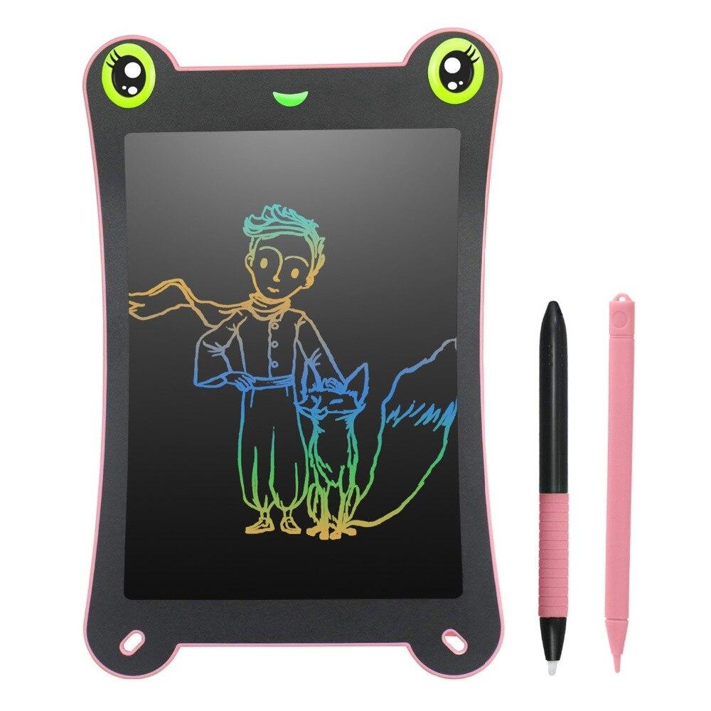 NEWYES 8.5 pouces écran coloré LCD écriture tablette électronique numérique dessin écriture Pad sans papier Message Board enfants Puzzle