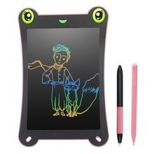 NEWYES 8,5 дюймов цветной экран ЖК-планшет для письма электронный цифровой рисунок почерк блокнот Безбумажная доска для сообщений детские головоломки