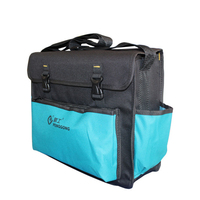 Electrician Tool Bag Tool Belt Package Waterproof Oxford Canvas Tool Bag For Carpenter Toolkit