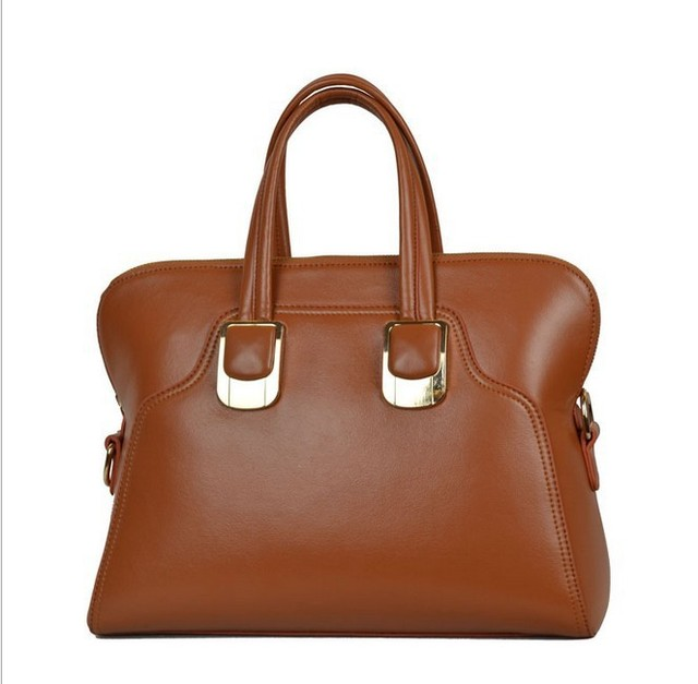 2013 Fashion Genuine Leather Designer Satchel Handbags for Women, Brief Tote Bags, High Quality Lady Purse on Sale Free Shipping