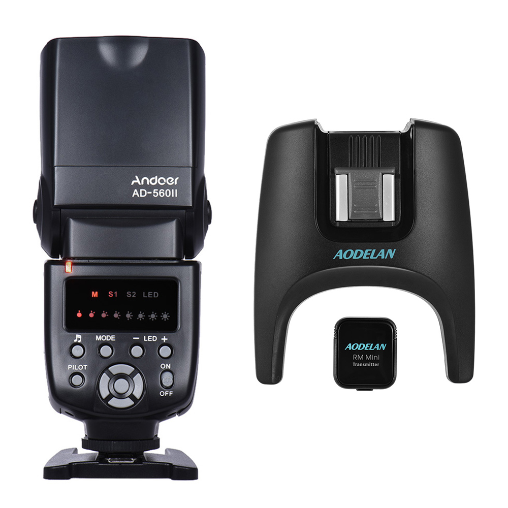 Аксессуары для фотокамеры 560II Speedlite GN50