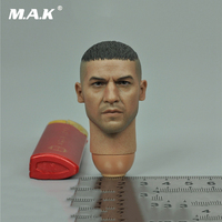 1 6 Scale Mens Head Sculpt Whole Block Jedi Agents Mutiny For 12 Inches Male Action