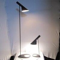 led energy saving metal AJ floor lamp design by Arne Jacobsen aj lamp floor