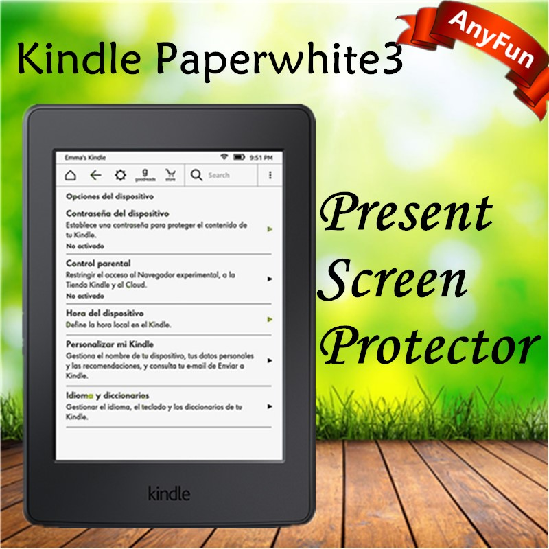 Kindle Paperwhite 3nd Generation Black 4gb Ebook Reader 6