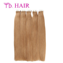 #27 New arrival tape in hair extentions best quality no tangle brazilian tape hair extensions brazilian straight virgin hair