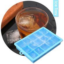 Пищевой силикон 15 сетки DIY многоразовые кубики льда плесень производитель кубиков форма для льда формочка для льда для сока