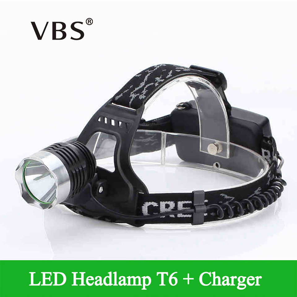 Newest LED Cree XM-L U2 LED Headlamp 1000LM Rechargeable 3 modes spot long distance headlamp for 18650 batteries kx h13 high brightness cree xm l u2 1000lm 3 mode neutral white waterproof led bike light headlamp black 4 x 18650