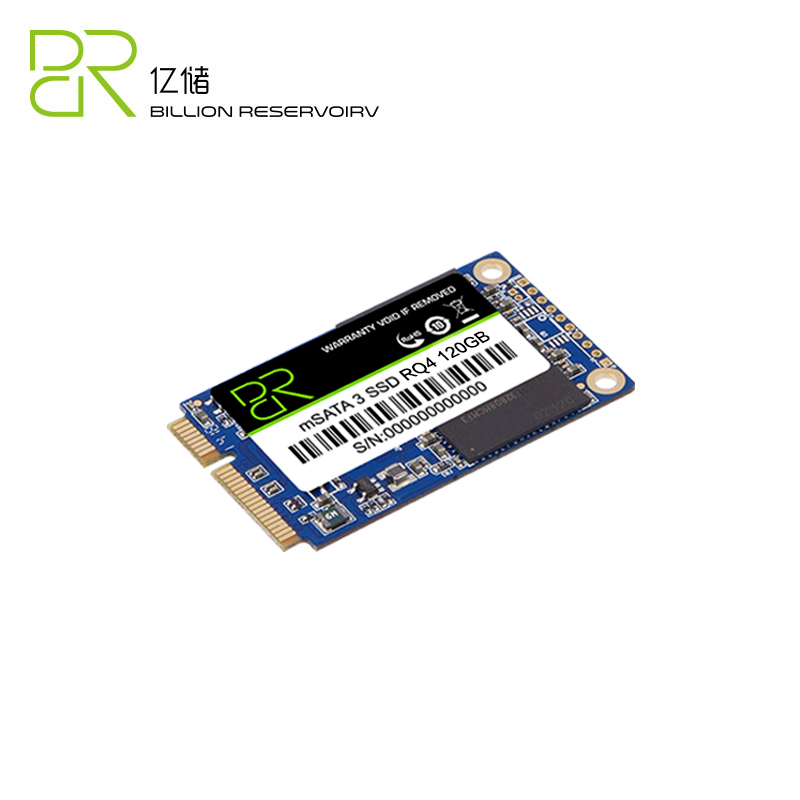 BR Tous Les Nouveaux 120 gb 240 gb MSATA SSD Mini SATA3.0 6 Gbps 240g 120g Interne Solid State drive disque Dur SSD Pour Ordinateur Portable