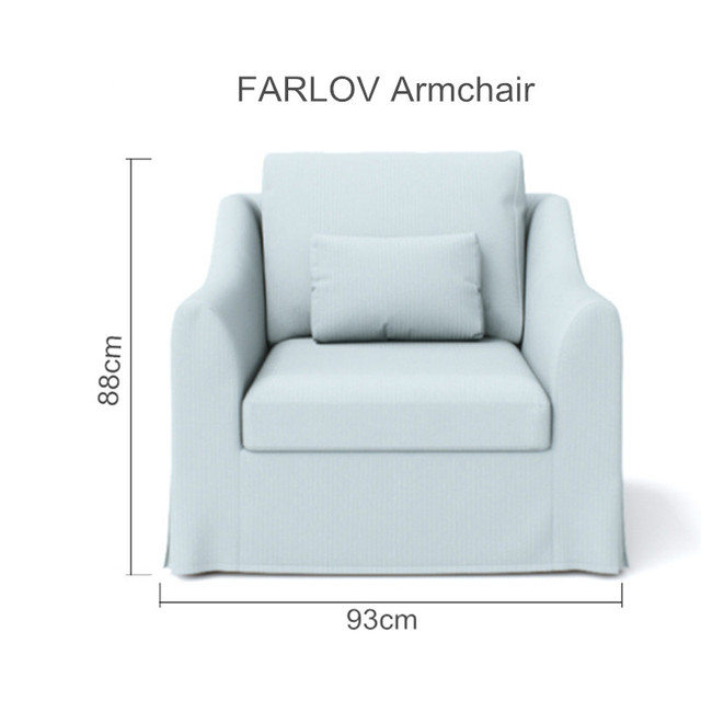 The Farlov Armchair Sofa Cover Replacement For Farlov Armchair Slipcover