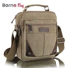 2016 hommes sacs de voyage frais Toile sac mode hommes messenger sacs marque bolsa feminina sacs à bandoulière