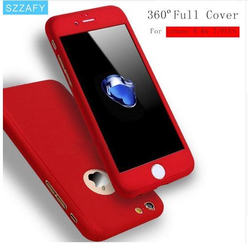 carcasas 360 iphone 8