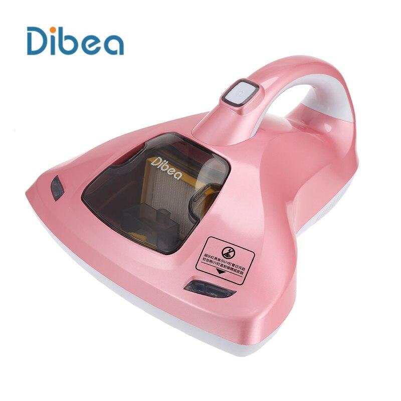 Dibea UV-858 4Kpa Sans Fil Acariens Aspirateur Ultraviolet Lumière Sans Fil Puissant Ordinateur De Poche Aspirateur Appareils Ménagers