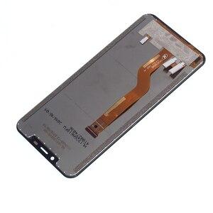 Image 5 - OUKITEL C12 プロ液晶画面用の元の表示テストデジタイザキット交換 C12Pro ディスプレイ + ツール