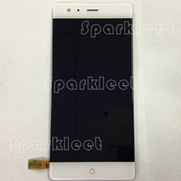 5.5 LCD Screen For Nubia Z17 NX591J LCD Display +Touch Screen Digitizer Assembly Mobile Phone Repair Parts
