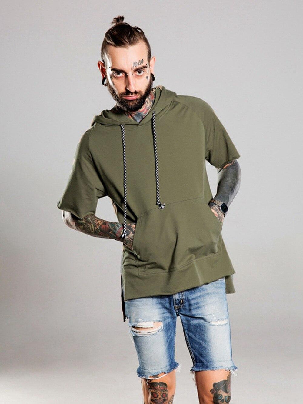 Shirt design for man 2016 - 2016 Summer Pure T Shirt Tarmac Black Wholesale Hoodies Shirt Mens Hip Hop New Design